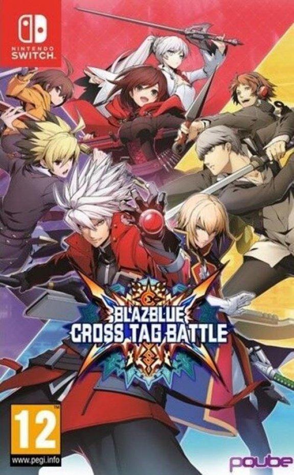 Blazblue Cross Tag Battle - Nintendo Switch