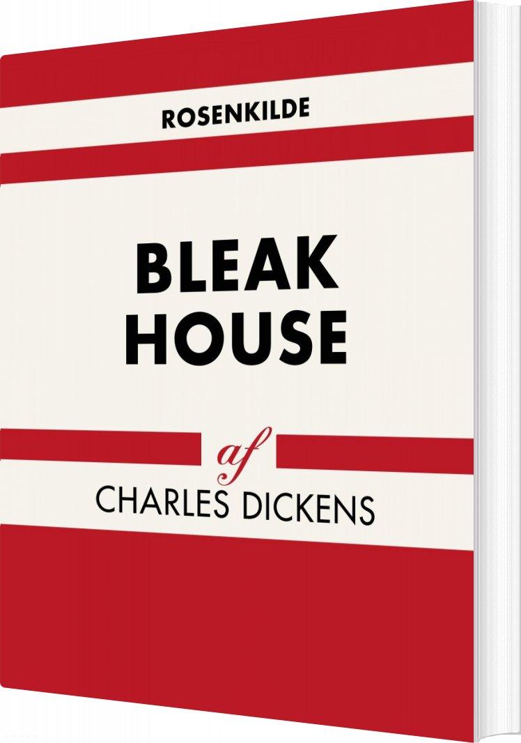 Billede af Bleak House - Charles Dickens - Bog