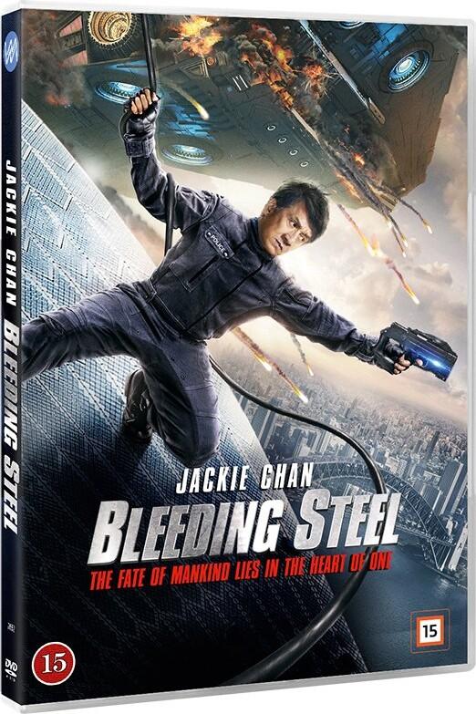 Image of   Bleeding Steel - DVD - Film