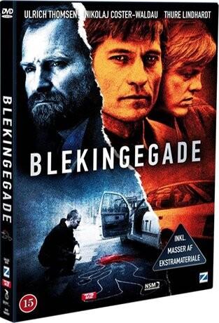 Image of   Blekingegade - Komplet Serie - DVD - Tv-serie