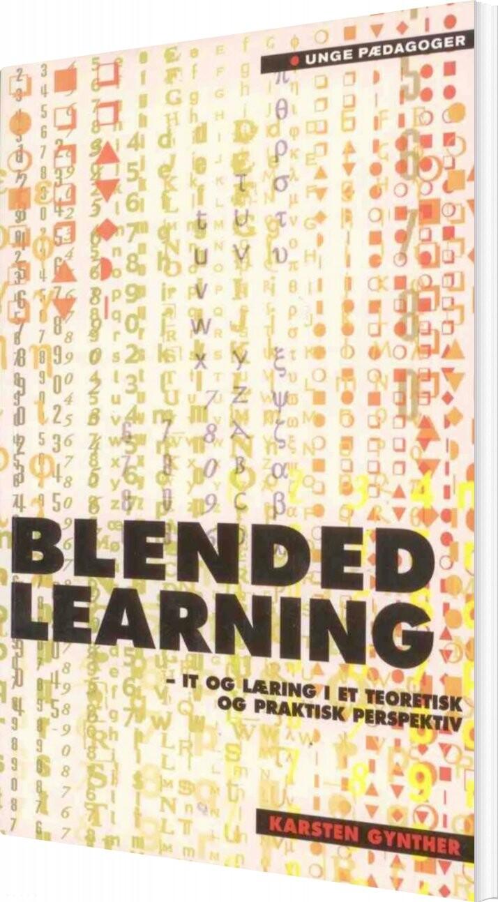 Billede af Blended Learning - Karsten Gynther - Bog