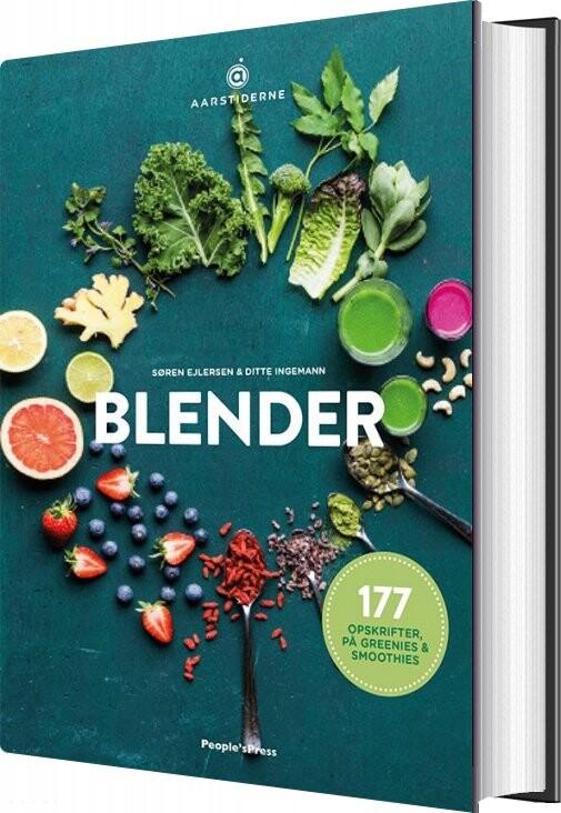 Image of   Blender - Søren Ejlersen - Bog