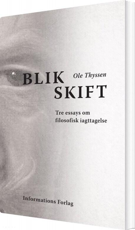 Blikskift - Ole Thyssen - Bog