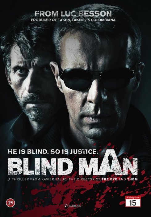 Image of   Blind Mand - 2012 / A Laveugle - DVD - Film