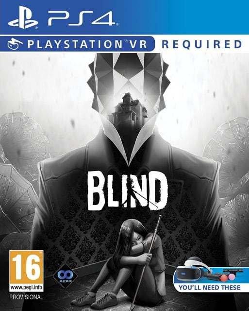 Image of   Blind (psvr) - PS4
