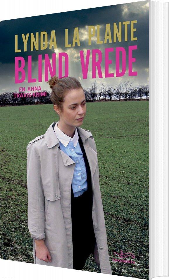 Image of   Blind Vrede - Lynda La Plante - Bog