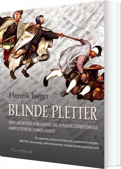 Image of   Blinde Pletter - Henrik Isager - Bog