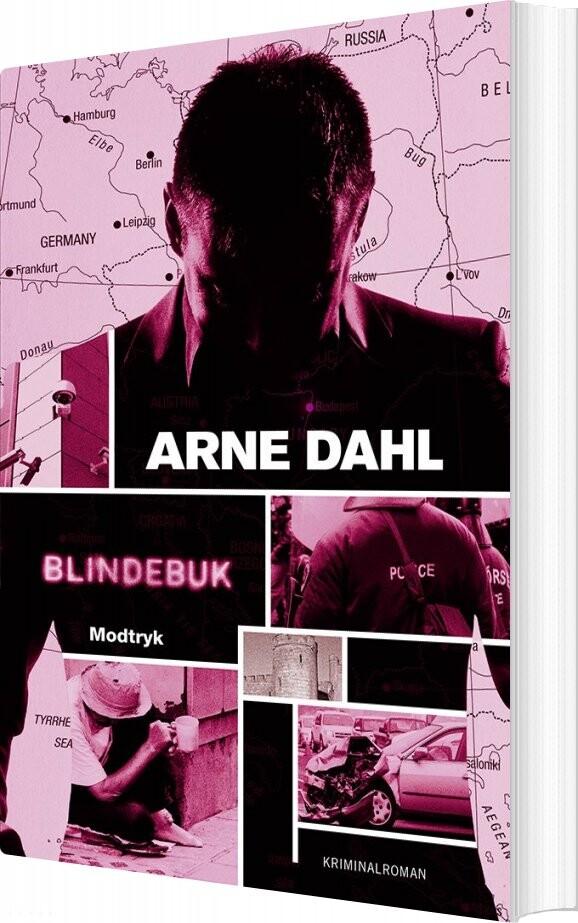 Image of   Blindebuk - Arne Dahl - Bog