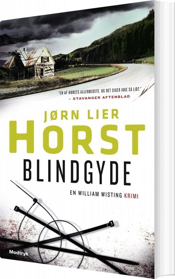 Image of   Blindgyde - Jørn Lier Horst - Bog
