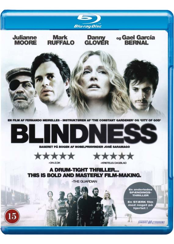Image of   Blindness - Blu-Ray