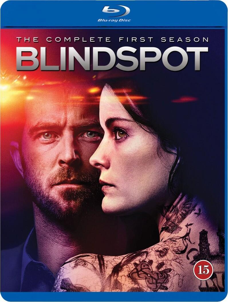 Image of   Blindspot - Sæson 1 - Blu-Ray - Tv-serie