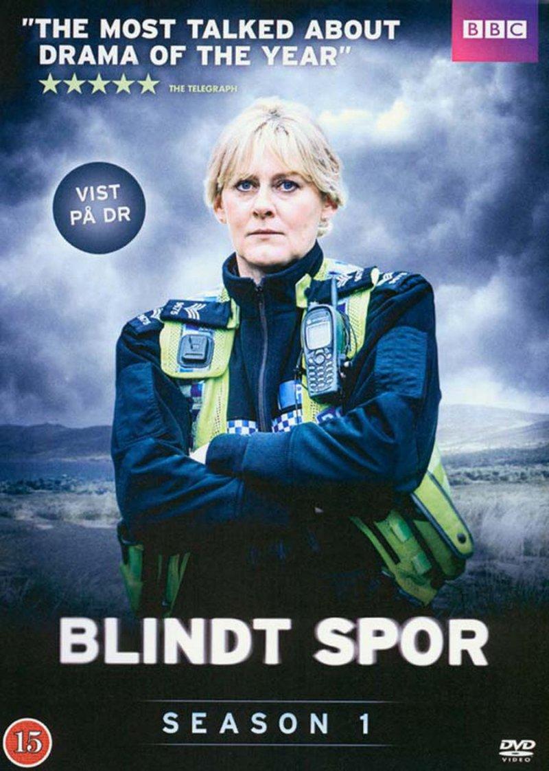 Image of   Blindt Spor - Sæson 1 - Bbc - DVD - Tv-serie