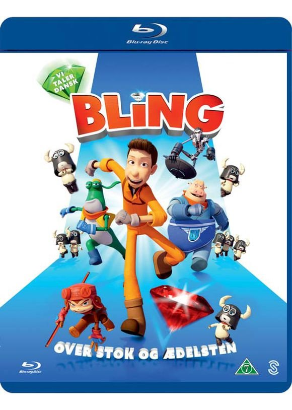 Image of   Bling - Blu-Ray