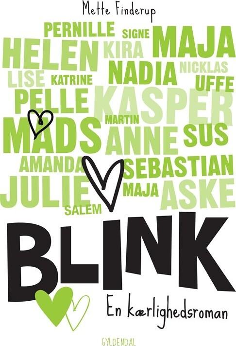 Blink - Mette Finderup - Bog