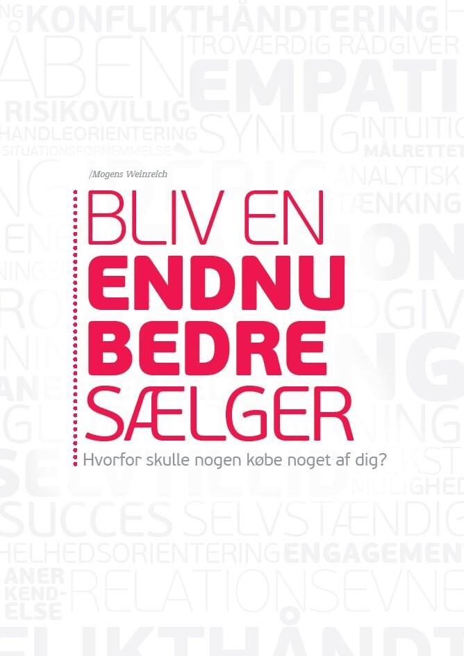 Image of   Bliv En Endnu Bedre Sælger - Mogens Weinreich - Bog