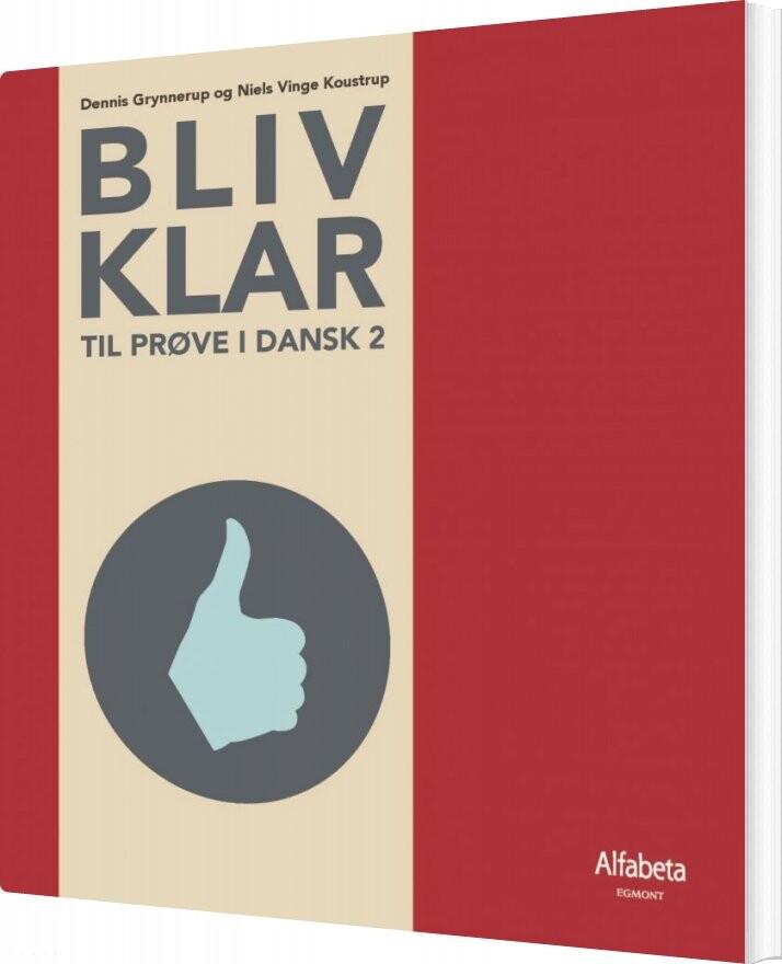 Image of   Bliv Klar - Dennis Grynnerup - Bog