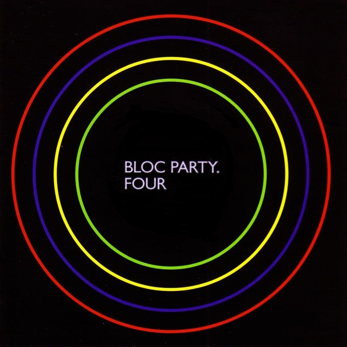 Image of   Bloc Party - Four - CD