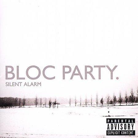 Image of   Bloc Party - Silent Alarm - CD