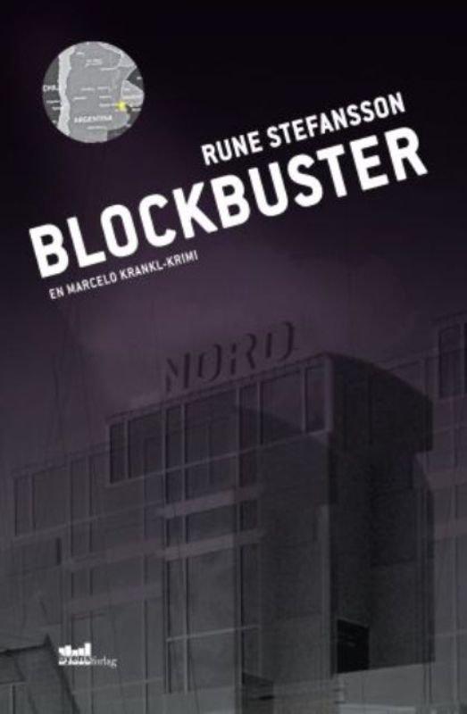 Image of   Blockbuster - Rune Stefansson - Bog