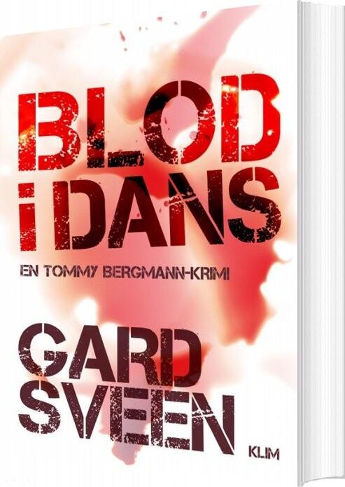 Image of   Blod I Dans - Gard Sveen - Bog