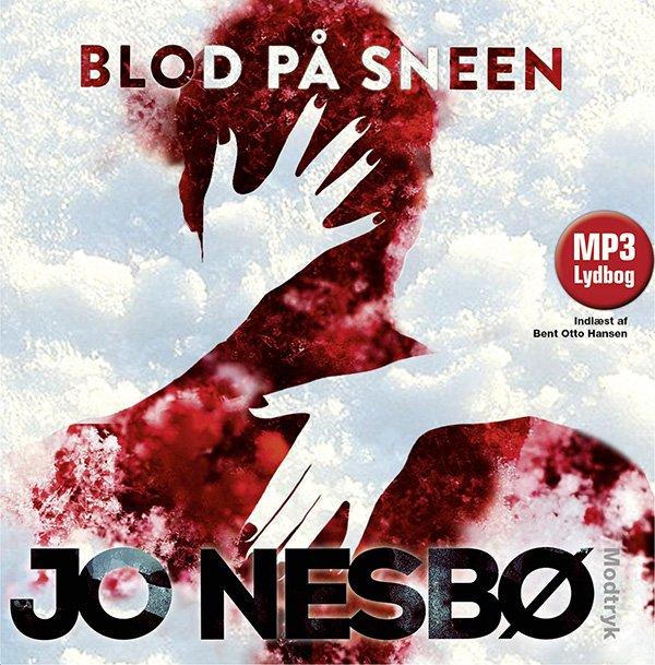 Image of   Blod På Sneen - Jo Nesbø - Cd Lydbog