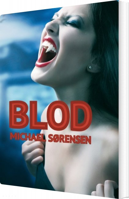 Image of   Blod - Michael Sørensen - Bog