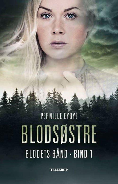 Billede af Blodets Bånd #1: Blodsøstre - Pernille Eybye - Bog