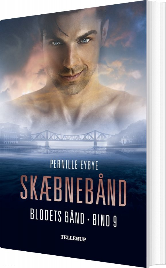 Blodets Bånd #9: Skæbnebånd - Pernille Eybye - Bog