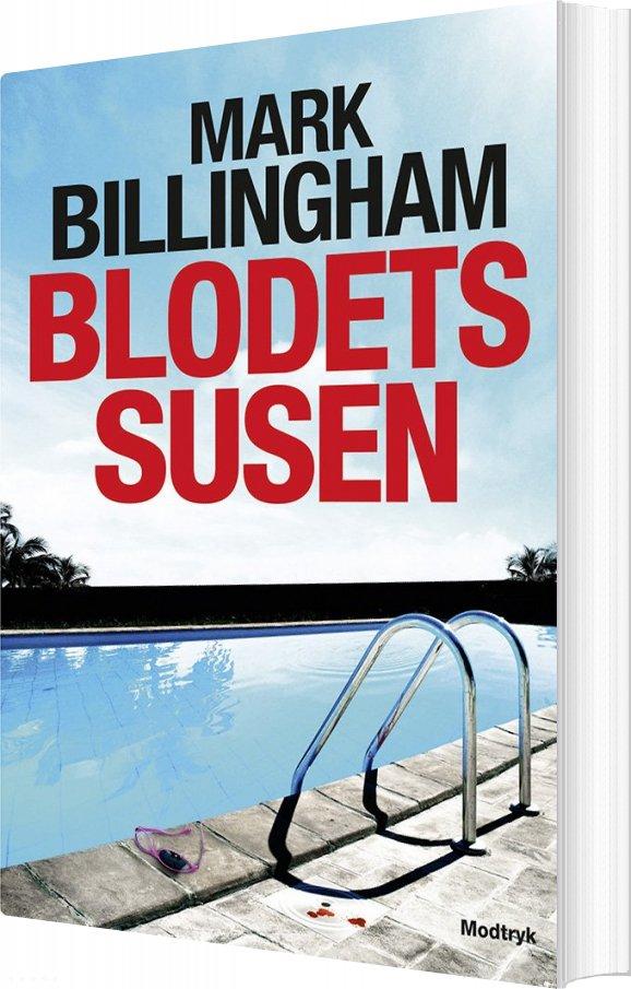 Image of   Blodets Susen - Mark Billingham - Bog