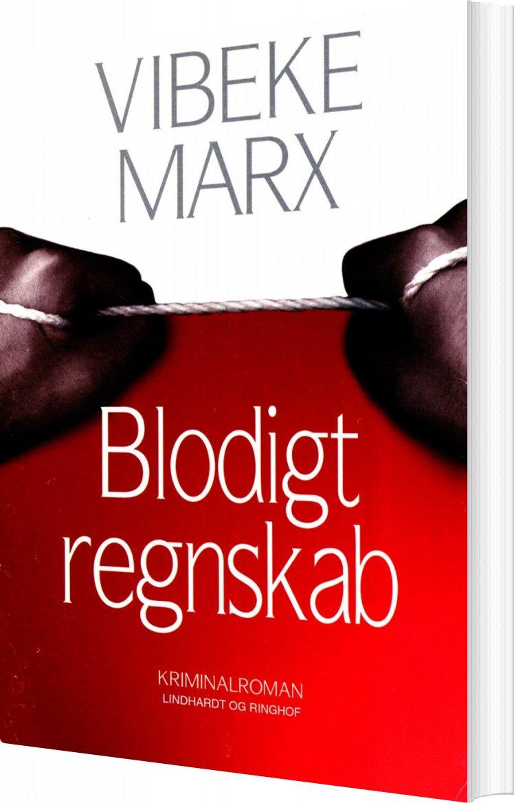Image of   Blodigt Regnskab - Vibeke Marx - Bog