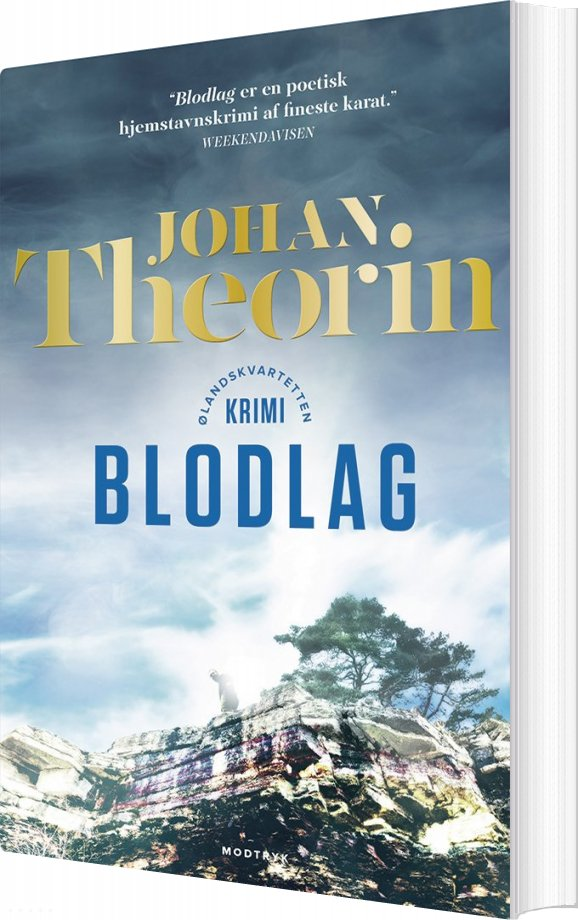 Image of   Blodlag - Johan Theorin - Bog