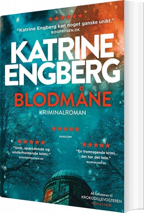 Image of   Blodmåne - Udgave - Katrine Engberg - Bog