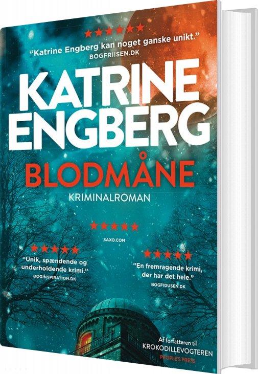 Image of   Blodmåne - Katrine Engberg - Bog