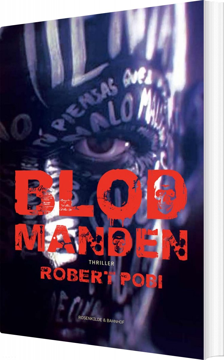 Image of   Blodmanden - Robert Pobi - Bog