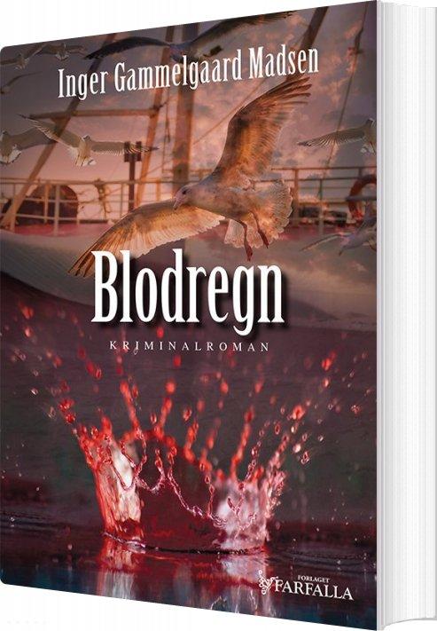 Image of   Blodregn - Inger Gammelgaard Madsen - Bog