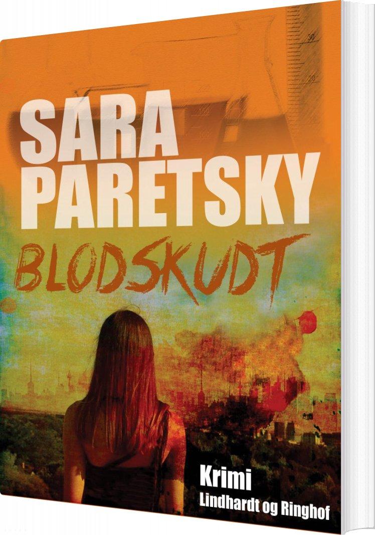 Image of   Blodskudt - Sara Paretsky - Bog