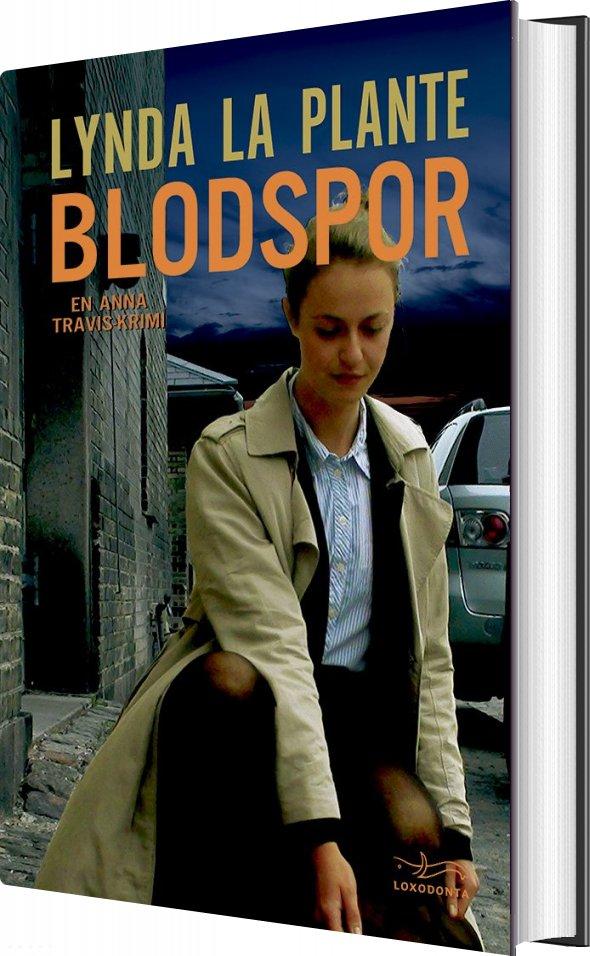 Image of   Blodspor - Lynda La Plante - Bog