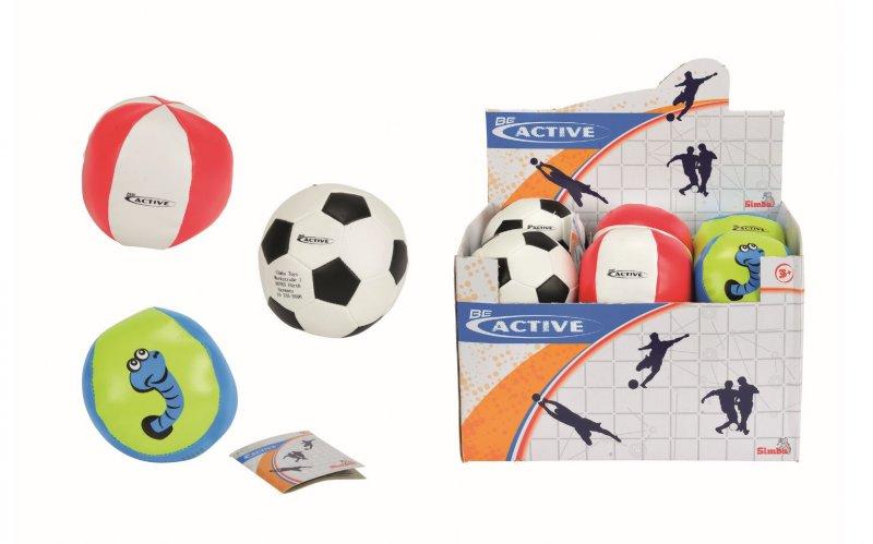 Indendørsbold, indendørs aktivitet, indendørs spil, blødbold, skumbold, skum bold