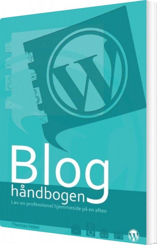 Image of   Bloghåndbogen - Thomas Veber - Bog
