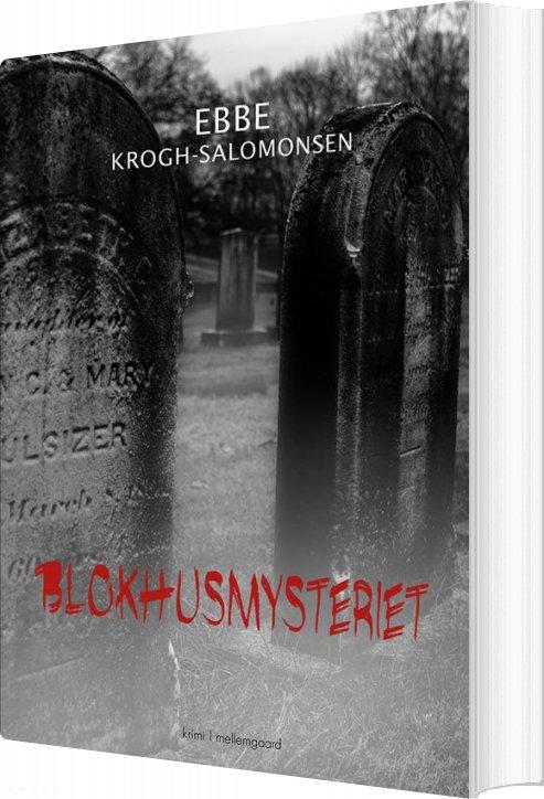 Image of   Blokhusmysteriet - Ebbe Krogh-salomonsen - Bog