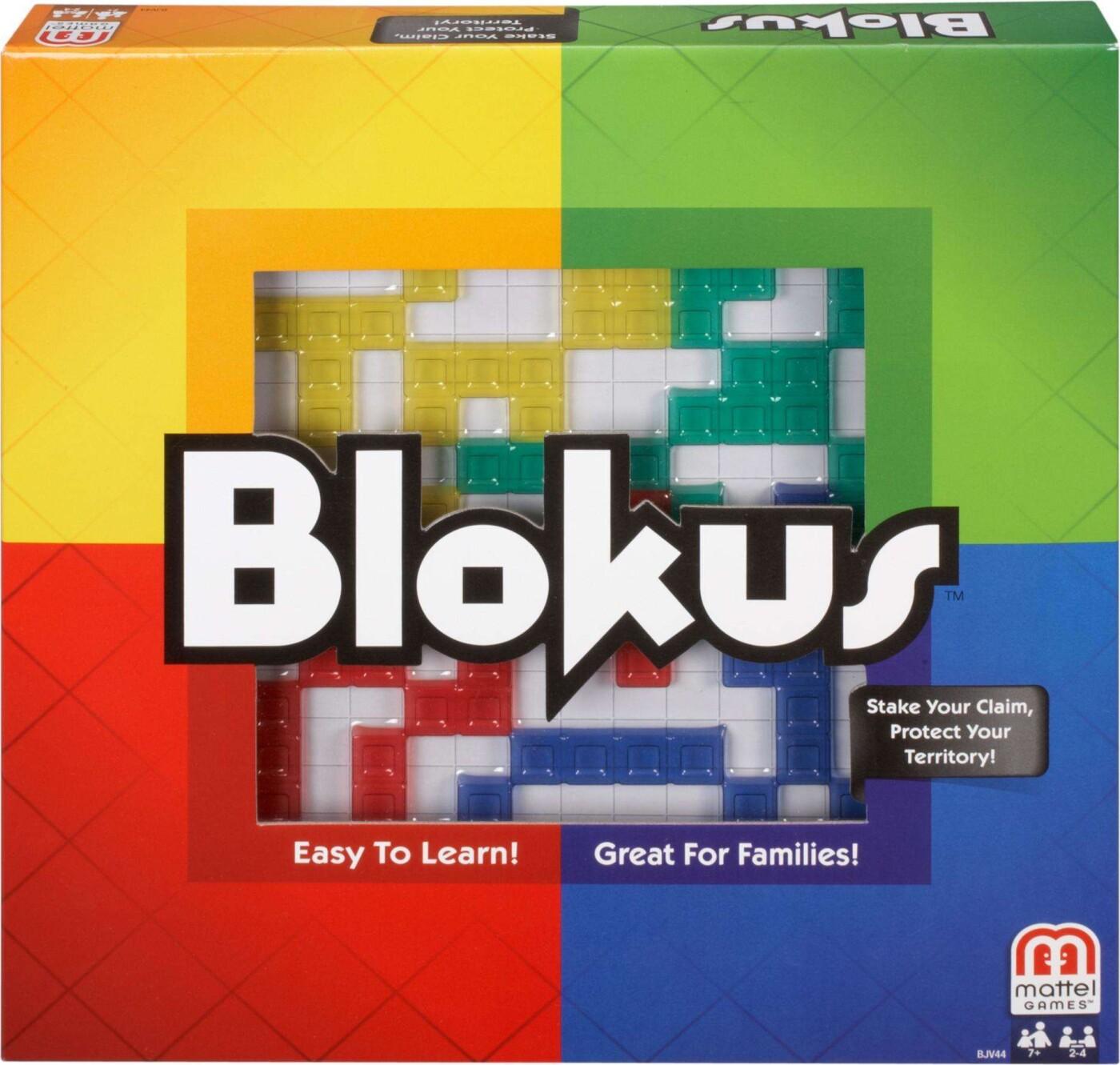 Blokus - Brætspil