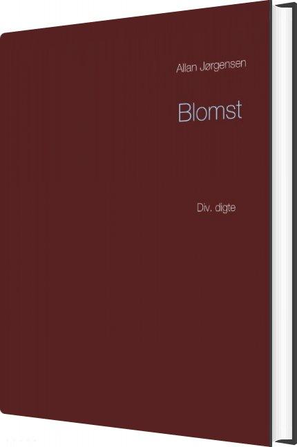 Blomst - Allan Jørgensen - Bog