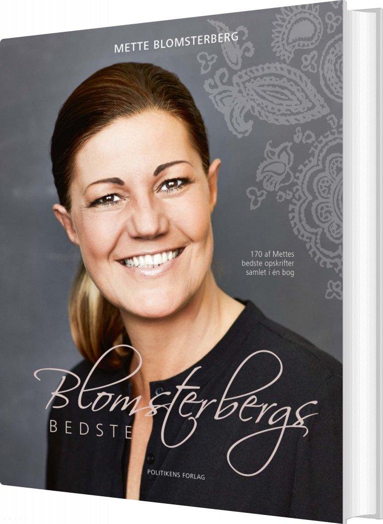 Image of   Blomsterbergs Bedste - Mette Blomsterberg - Bog
