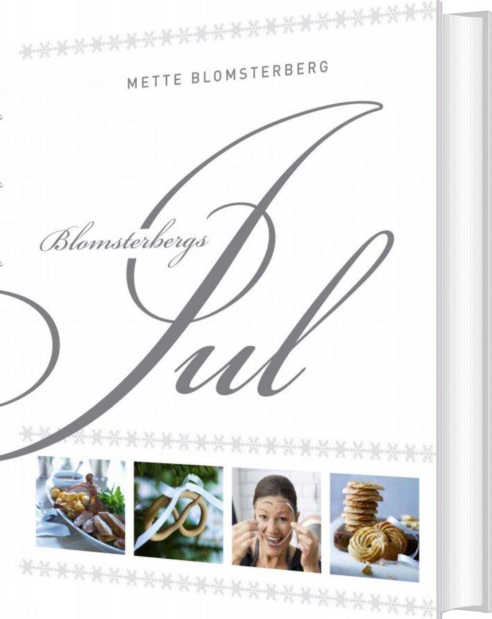 Image of   Blomsterbergs Jul - Mette Blomsterberg - Bog