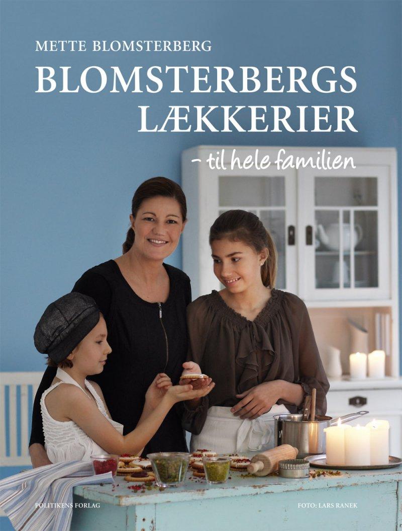 Image of   Blomsterbergs Lækkerier - Mette Blomsterberg - Bog