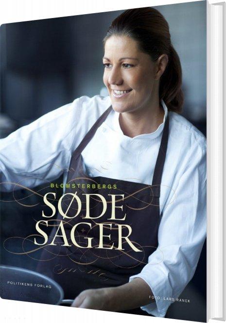 Image of   Blomsterbergs Søde Sager - Mette Blomsterberg - Bog