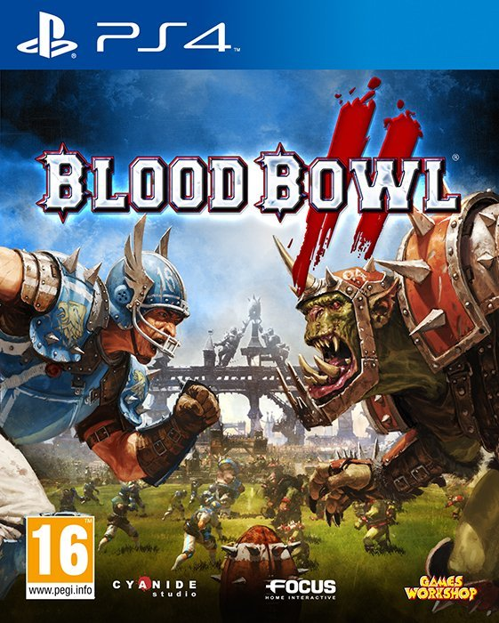 Image of   Blood Bowl 2 - PS4