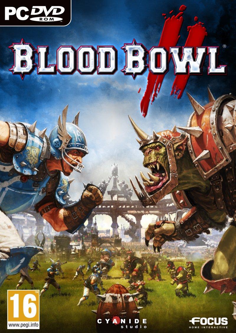 Image of   Blood Bowl 2 - PC