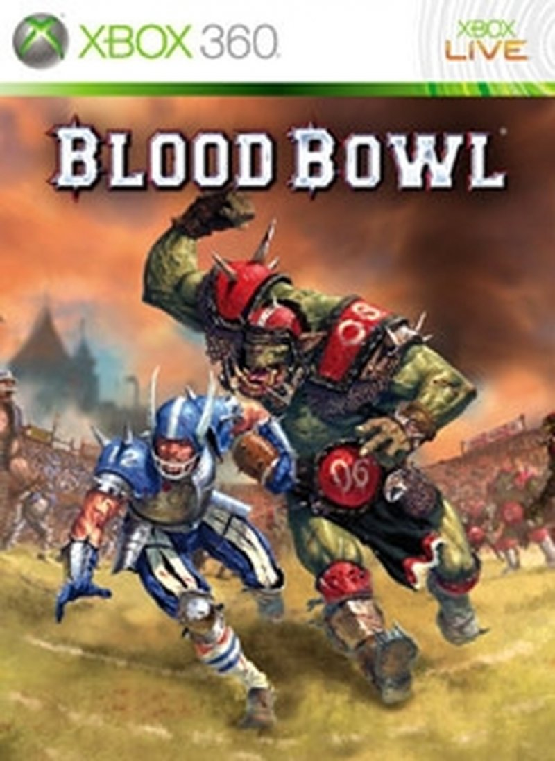 Image of   Blood Bowl - Xbox 360