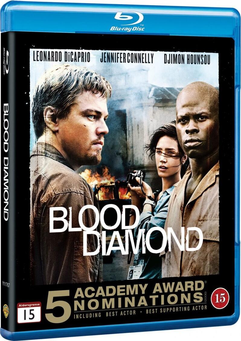 Image of   Blood Diamond - Blu-Ray